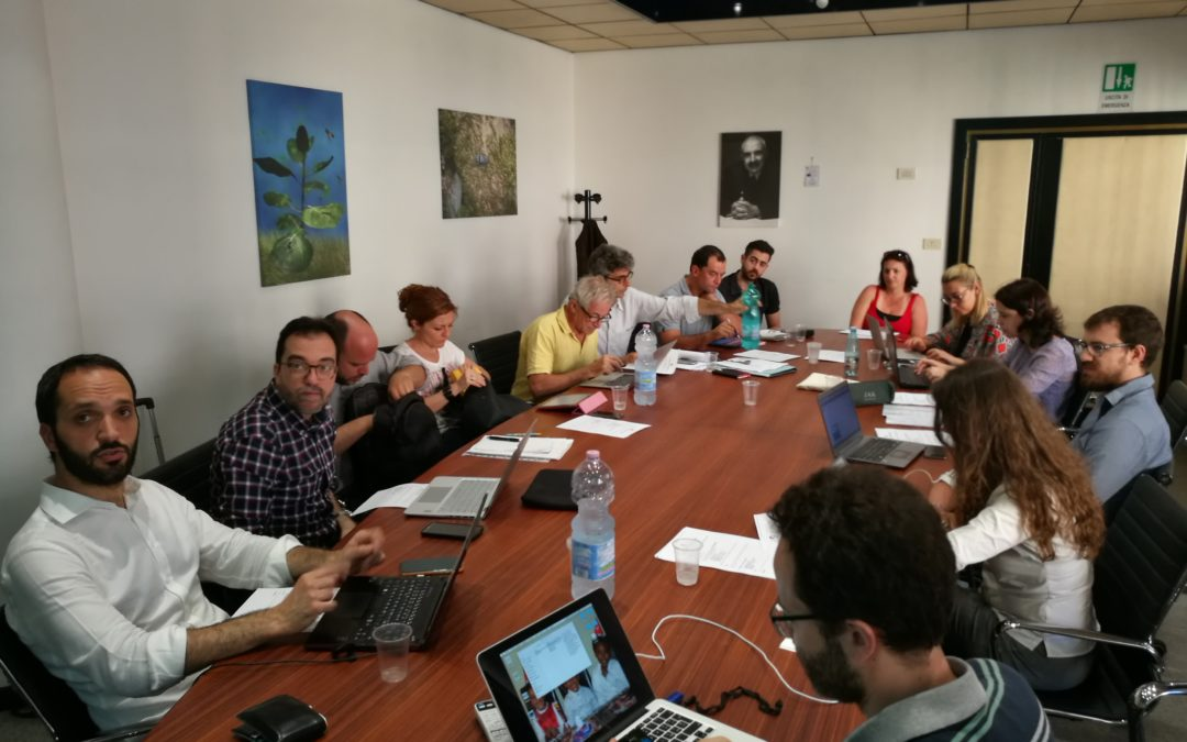 ISAAC project meeting