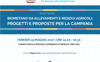 Putignano, Eboli, Andria, Rome: The ISAAC season is launched!