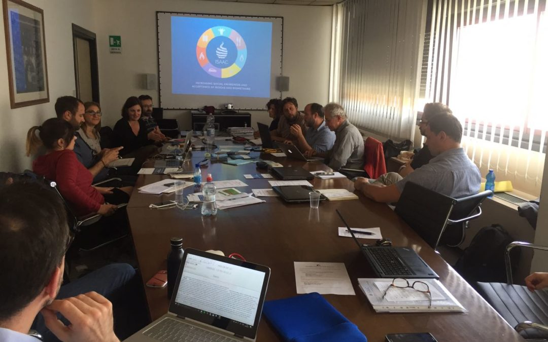 4° meeting di progetto ISAAC