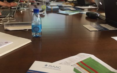 4° ISAAC project meeting